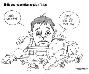 CARICATURA ALFARO (MARTES)