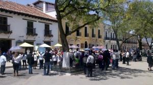 foto manifestacion sancris.