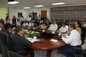 Instala Samuel Toledo la Comisión Interinstitucional de Prevención de la Violencia Social y Delincuencial en Tuxtla Gutiérrez1