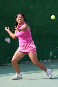 Karla Monstserrat Alfaro al nacional