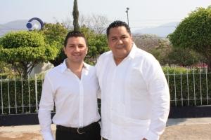 Neftali Del Toro y Fernando Castellanos (1)