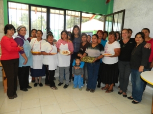 SEDEM_Capacitación a mujeres en gastronomía