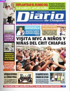 Diario de Chiapas