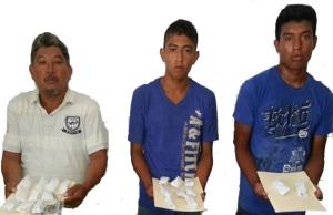 FCOM - PRESUNTOS NARCOMENUDISTAS EN PALENQUE