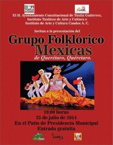 Refuerza Gobierno de la Ciudad el intercambio cultural con entidades del país